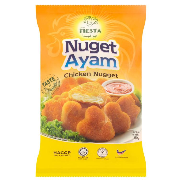 AYAM FIESTA CHICKEN NUGGET 850G